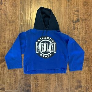 VTG 90s Everlast Cropped Sweater